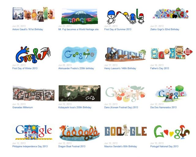 Google Doodles a Good Next Step for Yahoo