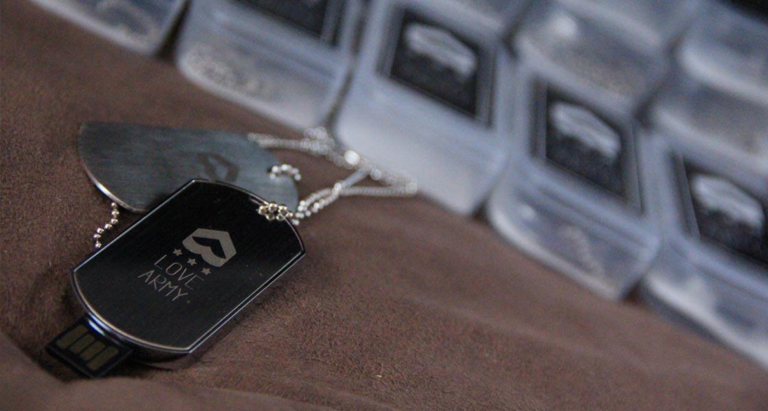 Love Army Identity Design