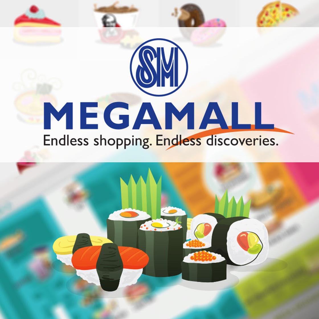 SM Megamall Mega Food Sale