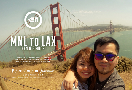 Video: MNL to LAX